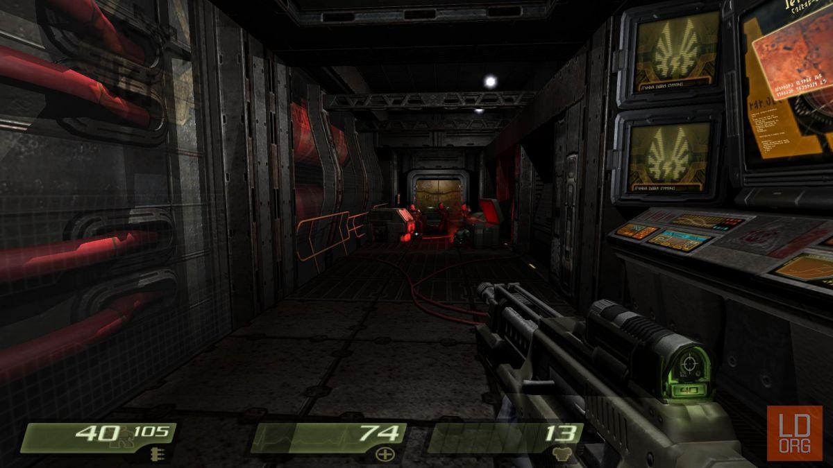 Quake 4 Коды превосходства в сетевой игре
