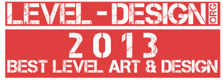 Best Level Art & Design of 2013 Survey